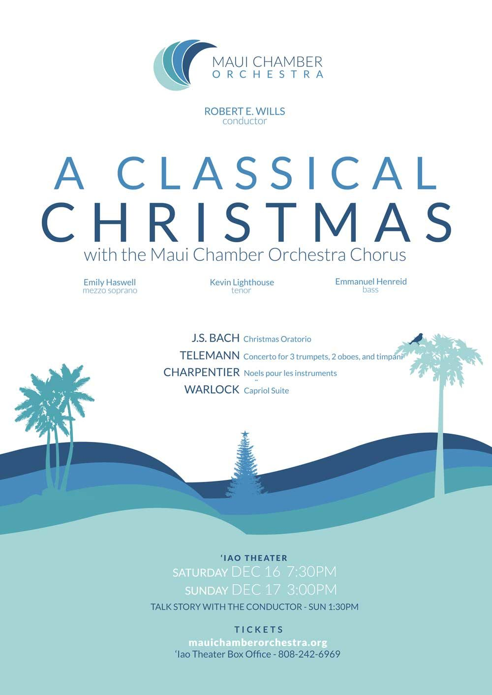 program - Classical Christmas